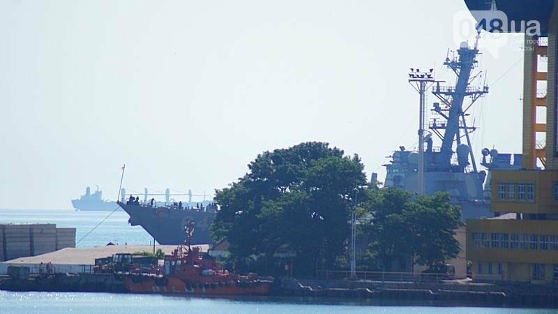 Американские боевые корабли с Томагавками зашли в Одесский залив (ФОТО), фото-2