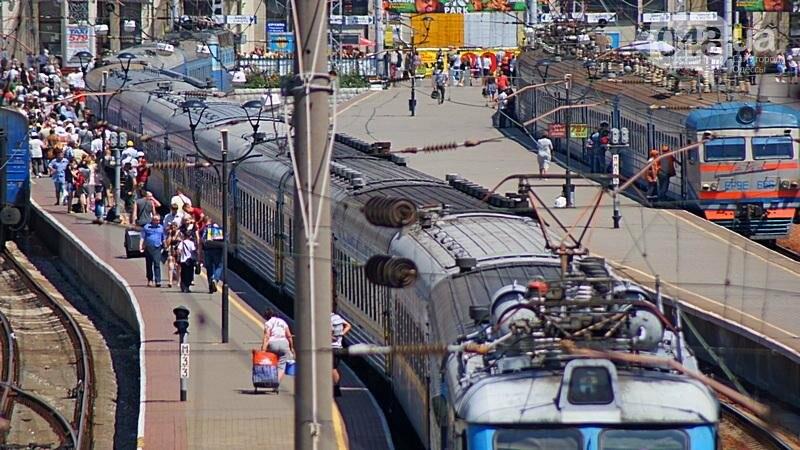 Одессу атаковал рой... туристов (ФОТО, ВИДЕО), фото-1