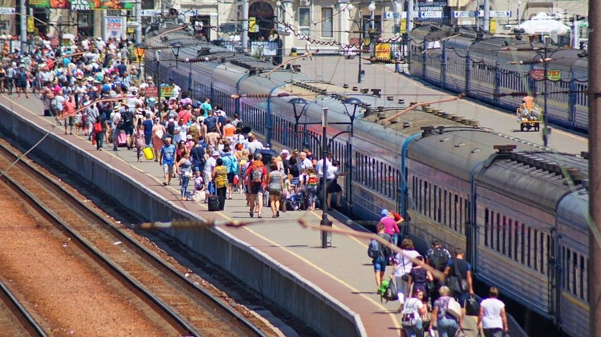 Одессу атаковал рой... туристов (ФОТО, ВИДЕО), фото-2