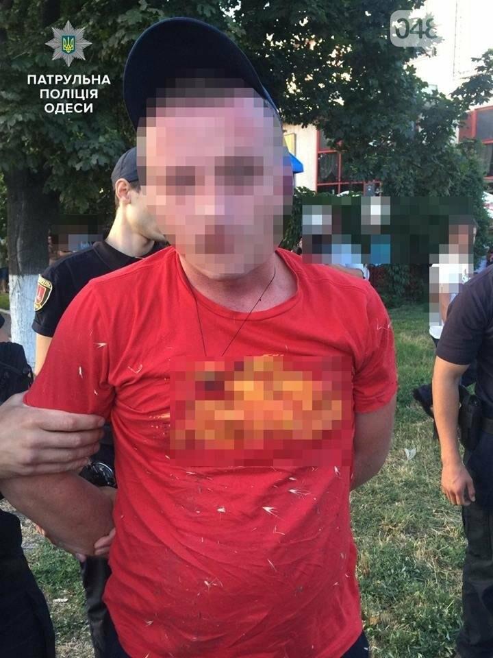 В полиции рассказали подробности нападения на казино в Одессе (ФОТО), фото-5