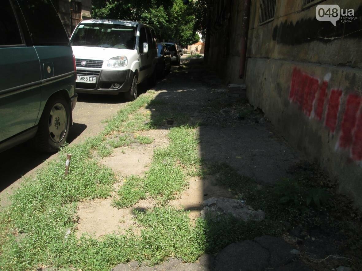 Увядающий город: одесситов приглашают жить в постапокалиптический квартал (ФОТО), фото-1