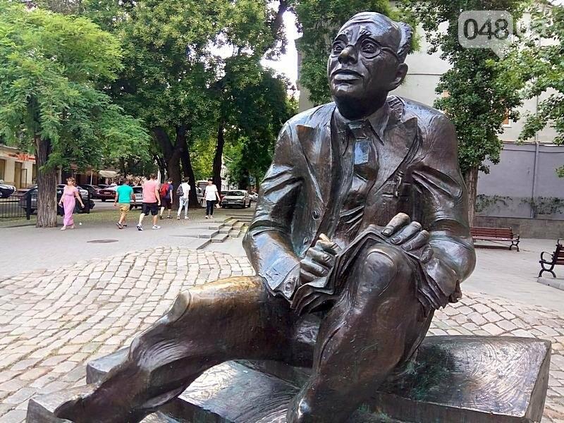 Одесситы устроили литературный флешмоб в честь Бабеля (ВИДЕО, ФОТО), фото-7