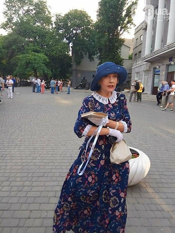 Одесситы устроили литературный флешмоб в честь Бабеля (ВИДЕО, ФОТО), фото-9