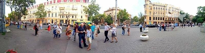 Одесситы устроили литературный флешмоб в честь Бабеля (ВИДЕО, ФОТО), фото-13