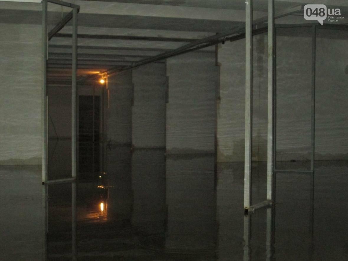 Утро не задалось: одесситы матерятся при спуске в затопленный переход (ФОТО, ВИДЕО), фото-1