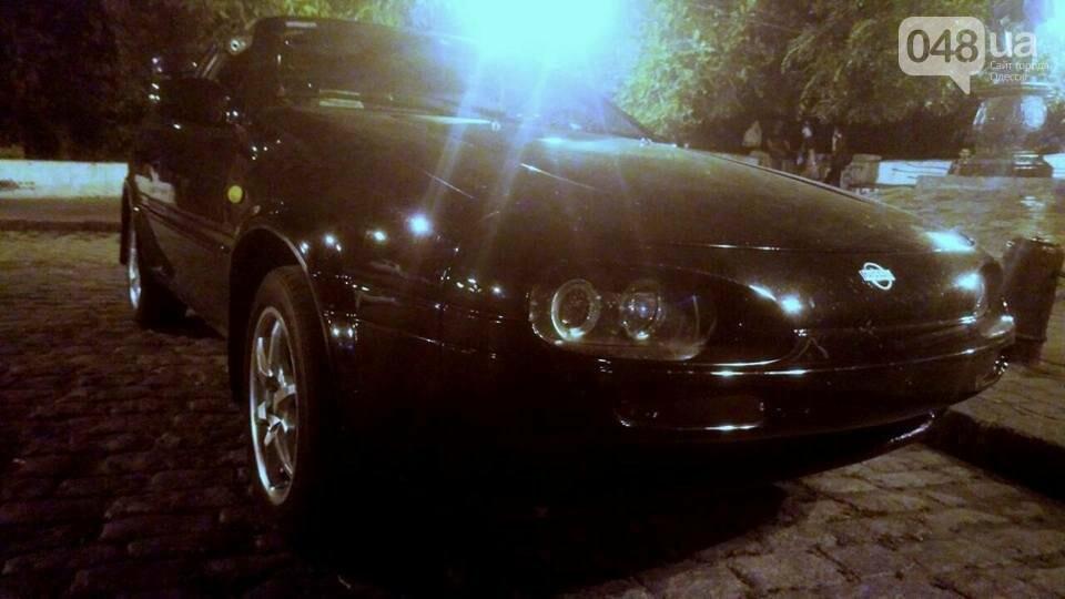 В Одессе ночью угнали необычный Nissan (ФОТО), фото-3