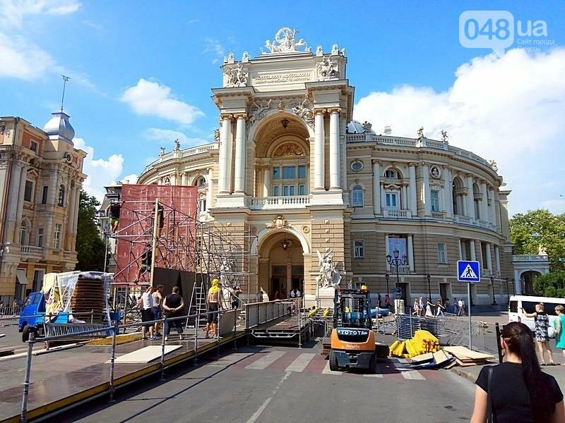 Красная дорожка восьмого Одесского кинофестиваля будет золотой (ФОТО), фото-3