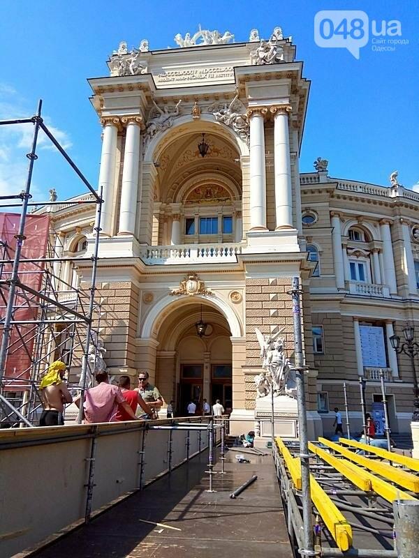 Красная дорожка восьмого Одесского кинофестиваля будет золотой (ФОТО), фото-9