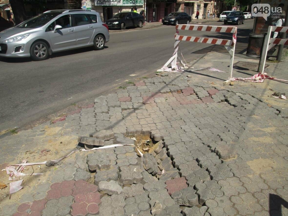 Ливень пробил в Одессе дно (ФОТО), фото-3