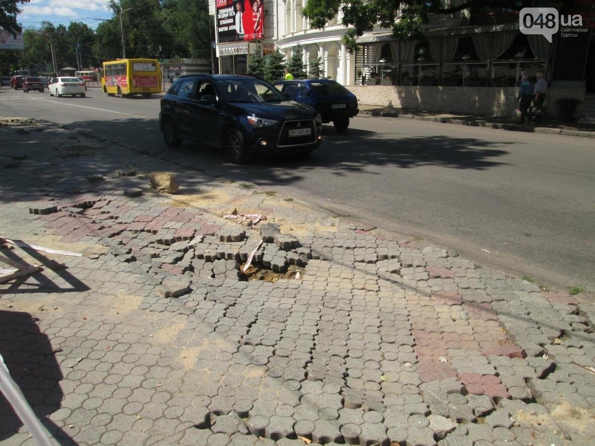Ливень пробил в Одессе дно (ФОТО), фото-4