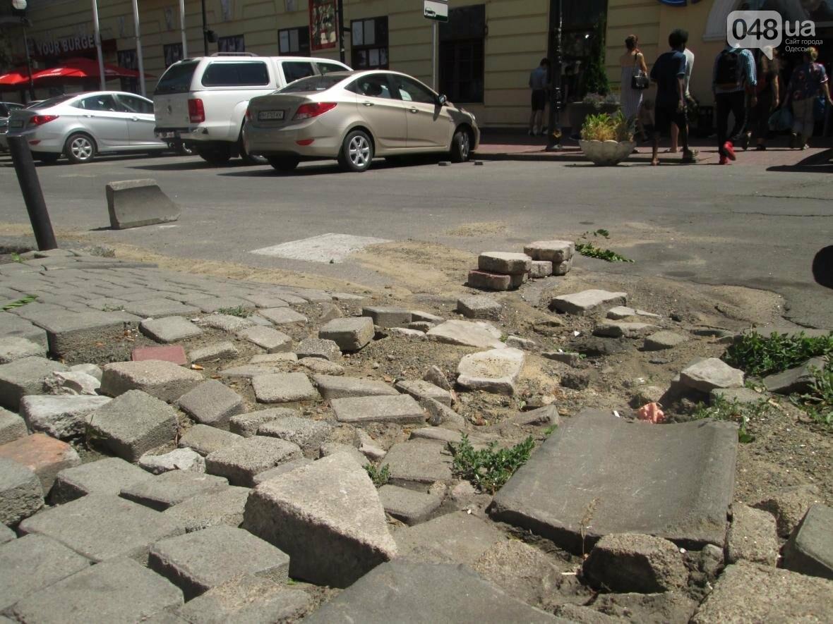 Ливень пробил в Одессе дно (ФОТО), фото-5