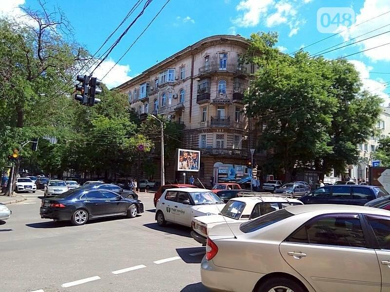 Из-за аварии в самом центре Одессы перекрыто движение (ФОТО), фото-4