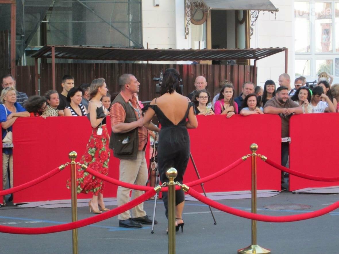 Одесса застыла в ожидании открытия кинофестиваля (ФОТО), фото-9