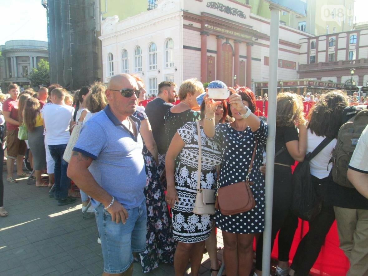 Одесса застыла в ожидании открытия кинофестиваля (ФОТО), фото-7