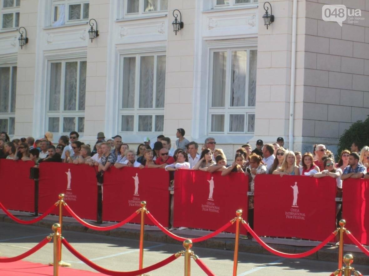 Одесса застыла в ожидании открытия кинофестиваля (ФОТО), фото-8