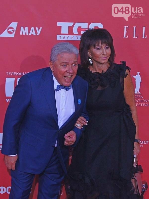 Красная дорожка Одесского кинофестиваля: Как это было (ФОТО), фото-24