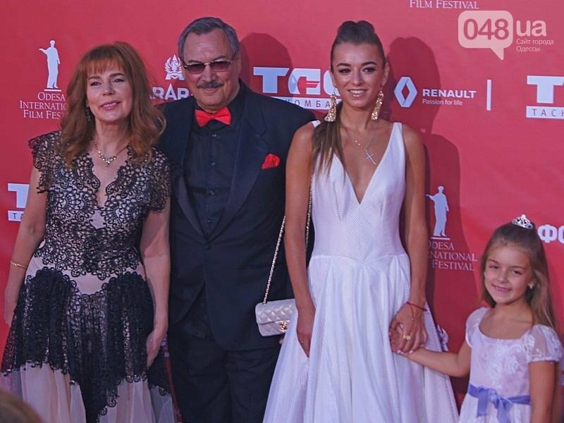 Красная дорожка Одесского кинофестиваля: Как это было (ФОТО), фото-25