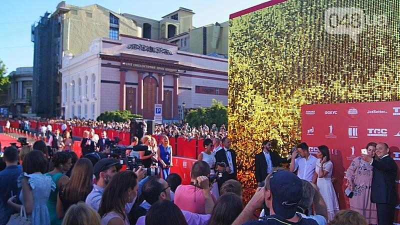 Красная дорожка Одесского кинофестиваля: Как это было (ФОТО), фото-26