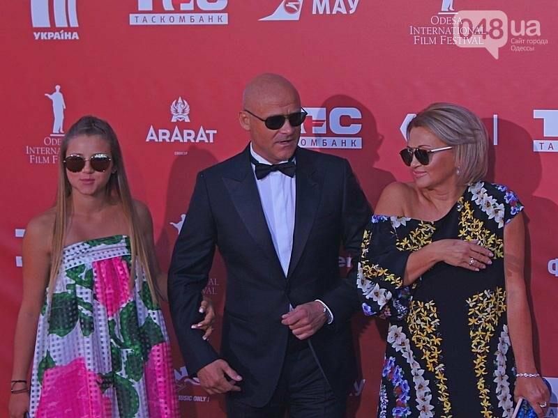 Красная дорожка Одесского кинофестиваля: Как это было (ФОТО), фото-27