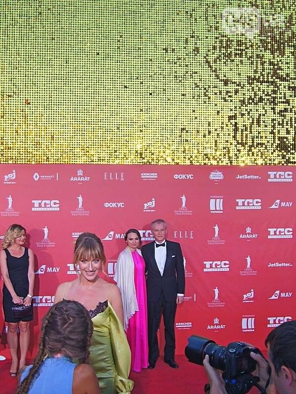 Красная дорожка Одесского кинофестиваля: Как это было (ФОТО), фото-30