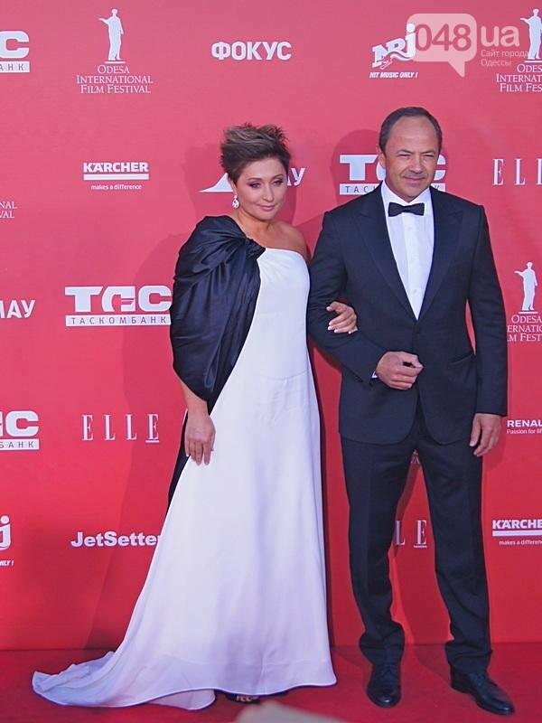 Красная дорожка Одесского кинофестиваля: Как это было (ФОТО), фото-29