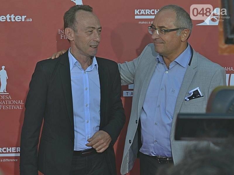 Красная дорожка Одесского кинофестиваля: Как это было (ФОТО), фото-2