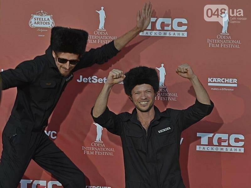 Красная дорожка Одесского кинофестиваля: Как это было (ФОТО), фото-1