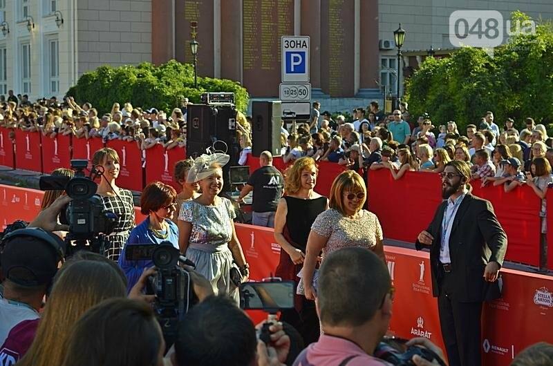 Красная дорожка Одесского кинофестиваля: Как это было (ФОТО), фото-4