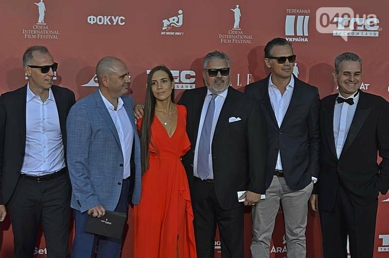 Красная дорожка Одесского кинофестиваля: Как это было (ФОТО), фото-6