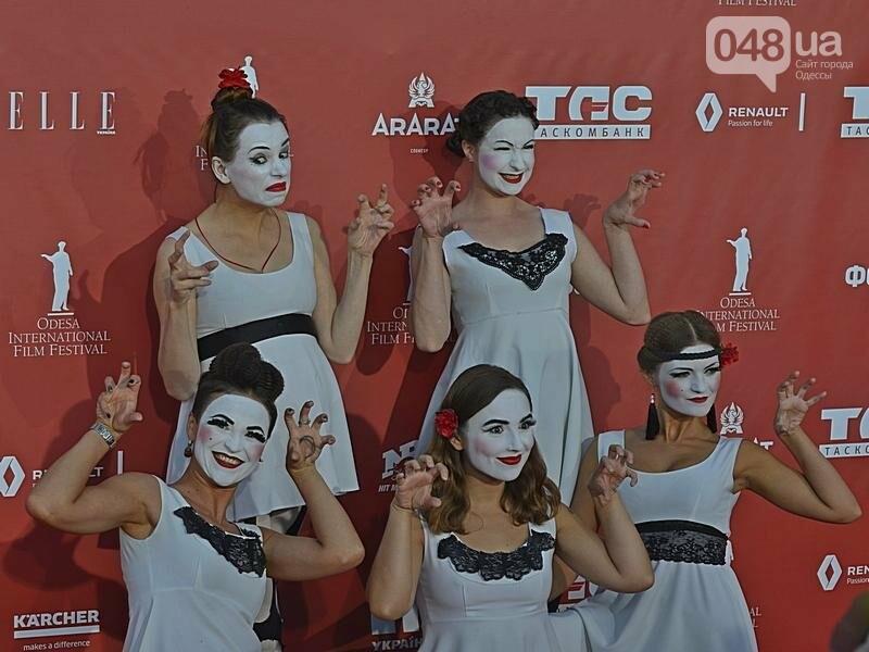 Красная дорожка Одесского кинофестиваля: Как это было (ФОТО), фото-8