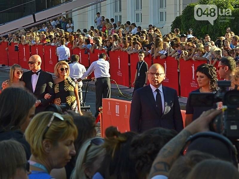 Красная дорожка Одесского кинофестиваля: Как это было (ФОТО), фото-11