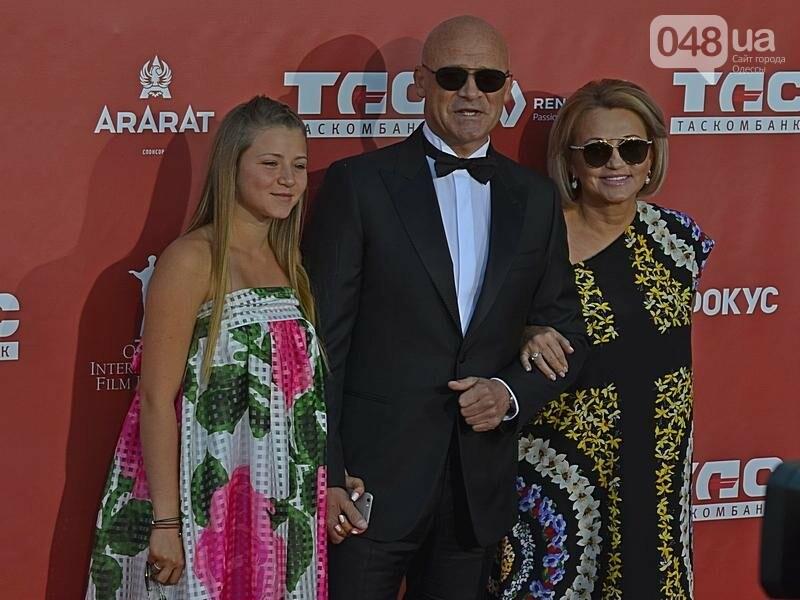 Красная дорожка Одесского кинофестиваля: Как это было (ФОТО), фото-12