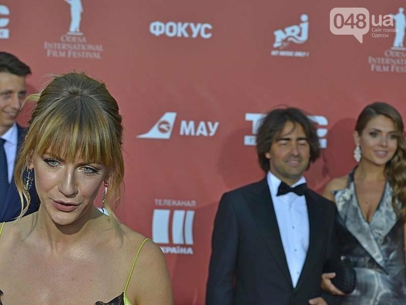 Красная дорожка Одесского кинофестиваля: Как это было (ФОТО), фото-13