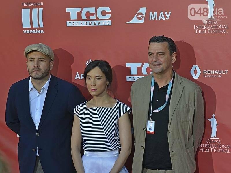 Красная дорожка Одесского кинофестиваля: Как это было (ФОТО), фото-14