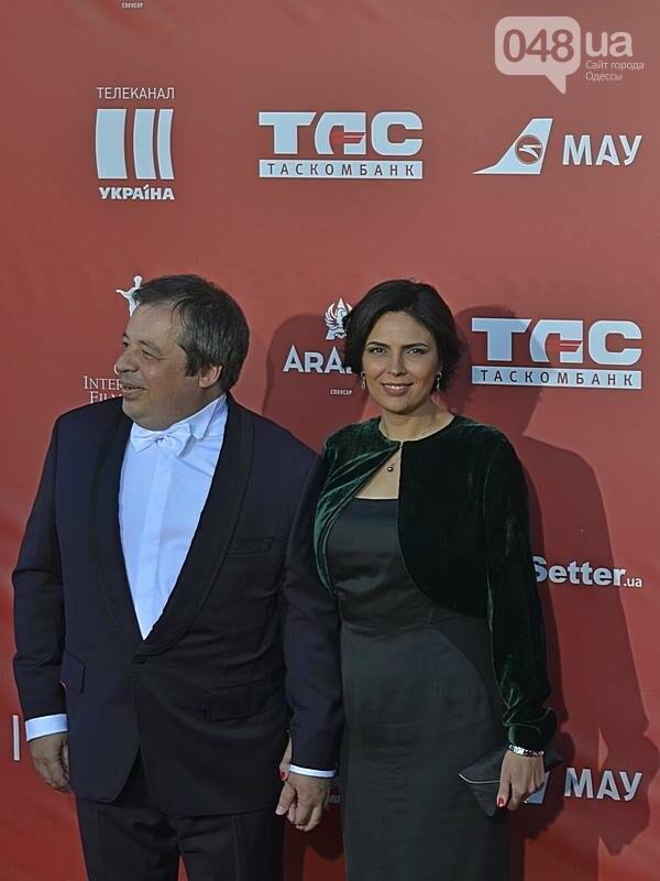 Красная дорожка Одесского кинофестиваля: Как это было (ФОТО), фото-15
