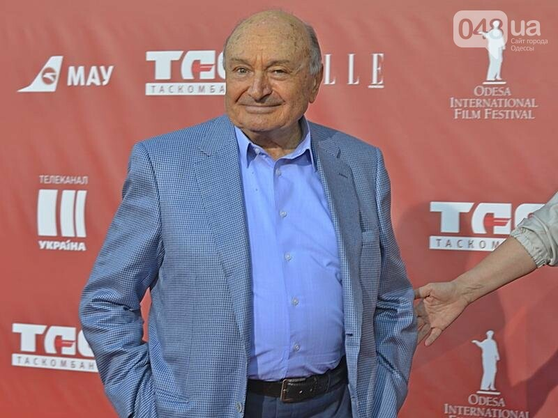 Красная дорожка Одесского кинофестиваля: Как это было (ФОТО), фото-17