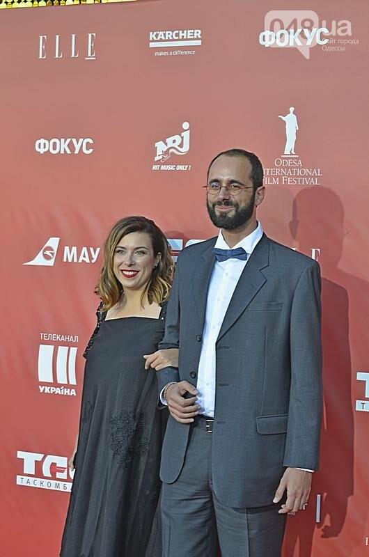 Красная дорожка Одесского кинофестиваля: Как это было (ФОТО), фото-19