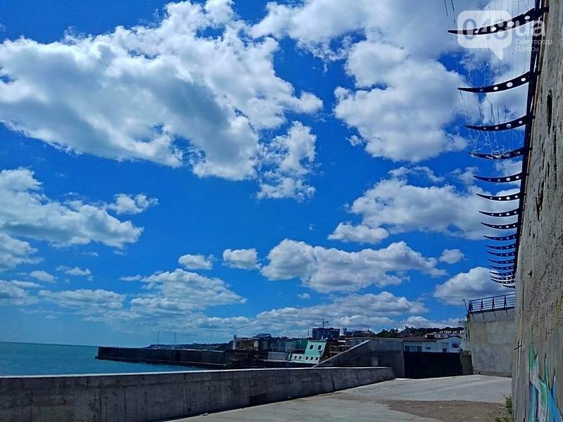 Красивое видео: в Одессе небо опять готовит сюрприз (ВИДЕО, ФОТО), фото-4