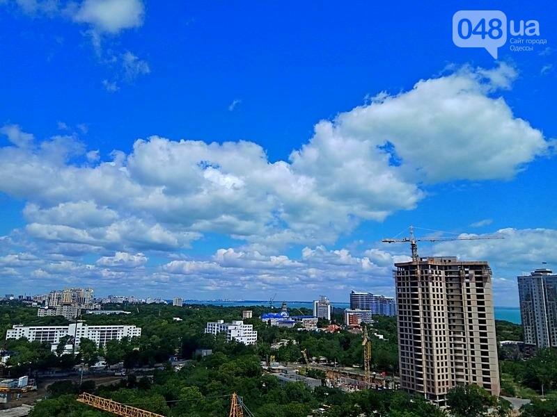 Красивое видео: в Одессе небо опять готовит сюрприз (ВИДЕО, ФОТО), фото-5