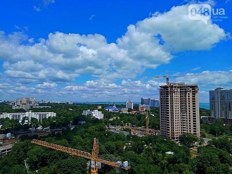 Красивое видео: в Одессе небо опять готовит сюрприз (ВИДЕО, ФОТО), фото-6