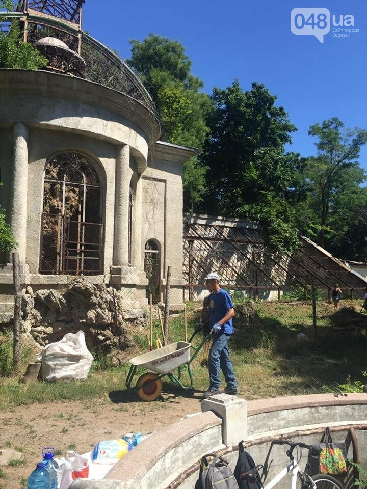 Как одесситы оранжерею Маразли спасали (ФОТО), фото-3