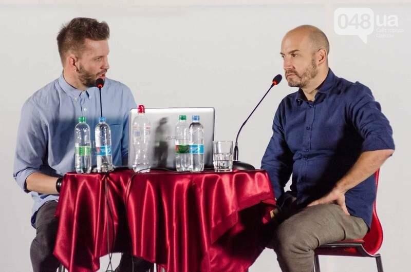Композитор фильма Люка Бессона пообщался со зрителями Одесского кинофестиваля (ФОТО), фото-1