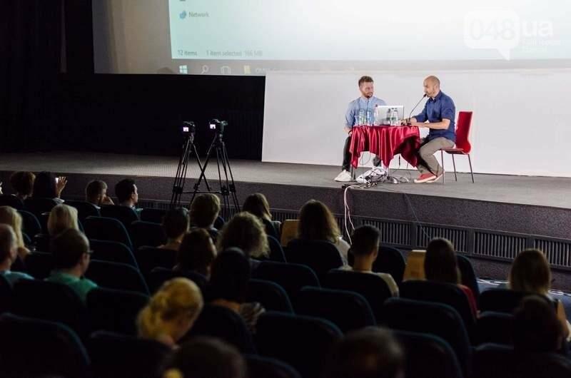 Композитор фильма Люка Бессона пообщался со зрителями Одесского кинофестиваля (ФОТО), фото-2