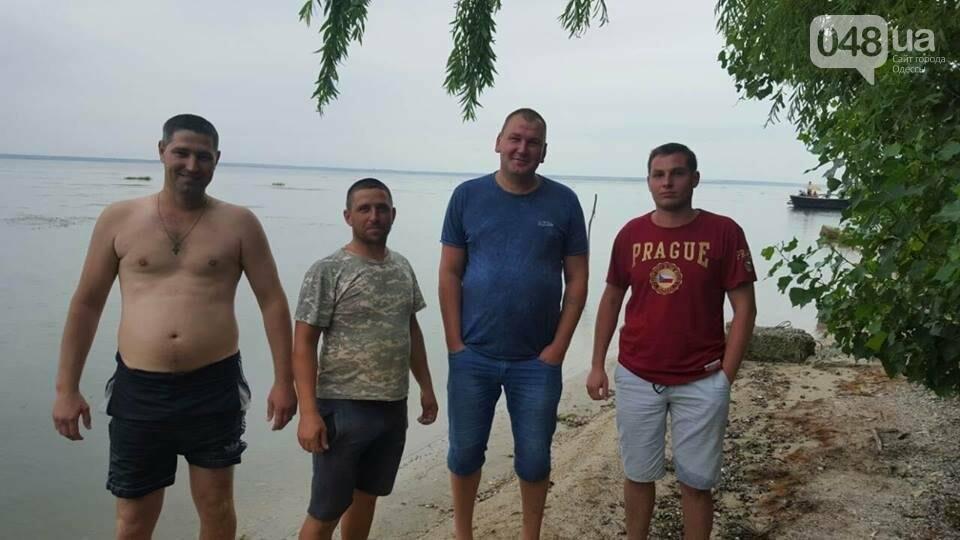 В Одесской области жители спасали пьяных рыбаков (ФОТО), фото-2