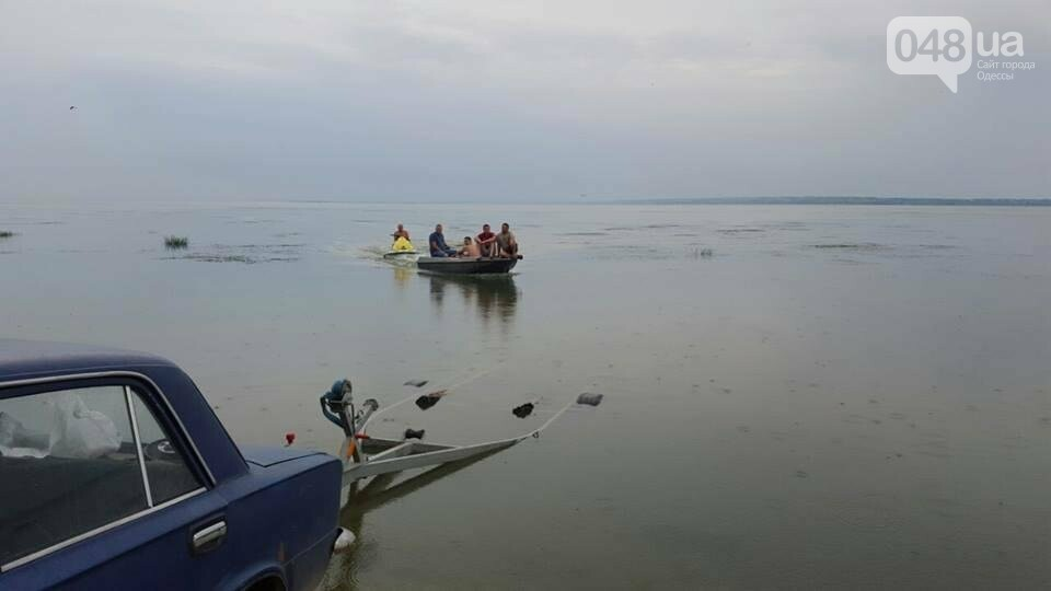 В Одесской области жители спасали пьяных рыбаков (ФОТО), фото-1