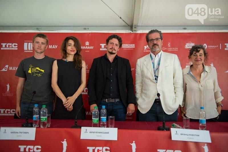 События третьего дня Одесского кинофестиваля будоражили зрителей (ФОТО), фото-3