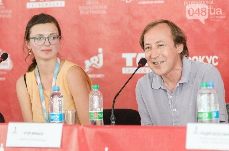 События третьего дня Одесского кинофестиваля будоражили зрителей (ФОТО), фото-9
