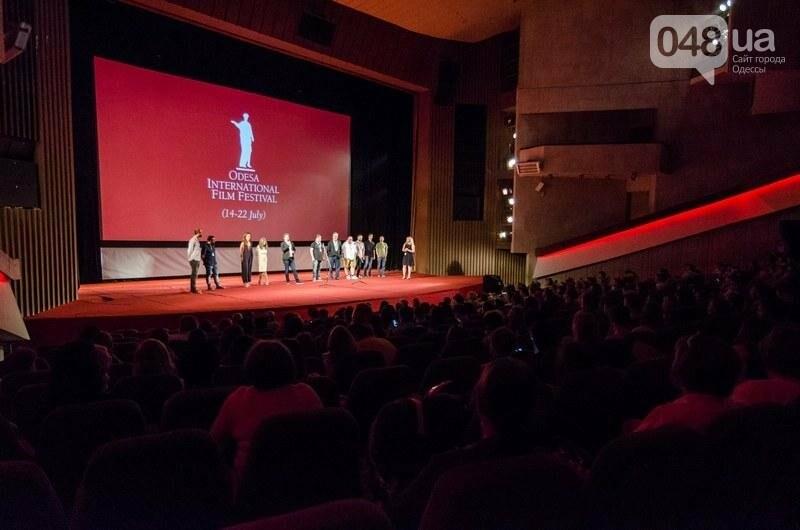 События третьего дня Одесского кинофестиваля будоражили зрителей (ФОТО), фото-8