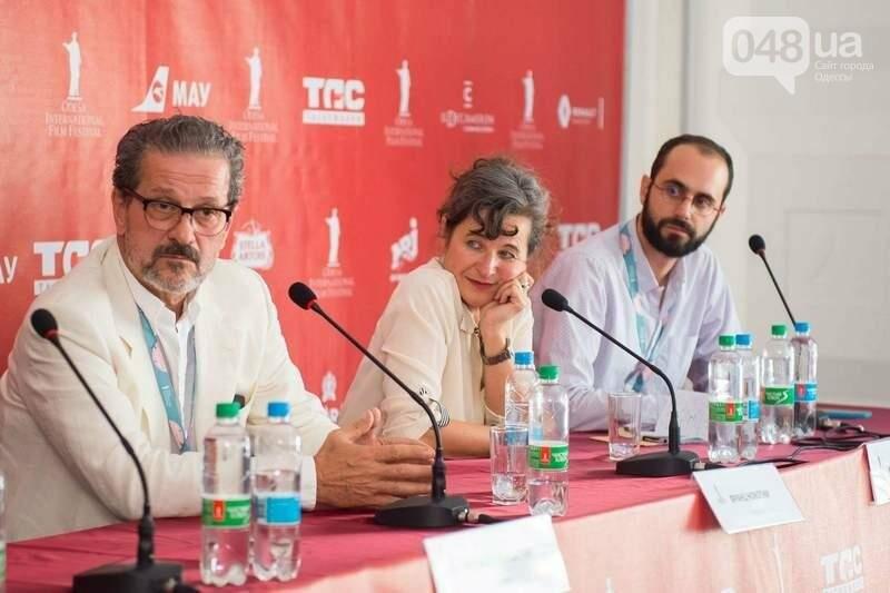 События третьего дня Одесского кинофестиваля будоражили зрителей (ФОТО), фото-4