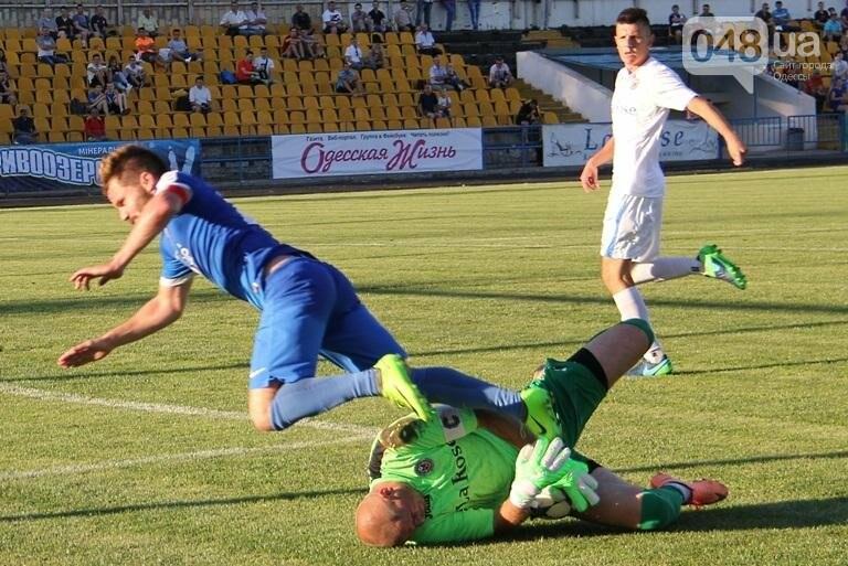 Одесская Жемчужина удачно дебютировала в Первой лиге (ВИДЕО, ФОТО), фото-2